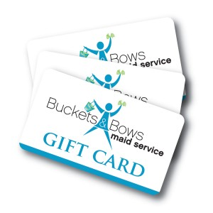 House Cleaning Gift Cards